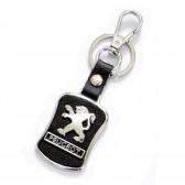 """Брелок на автоключи с логотипом """"PEUGEOT"""""""