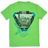 "Футболка ""Rock Style"" (green)"