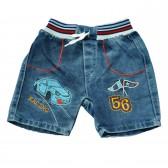 """Шорты джинсовые для мальчика """"Racing"""""""