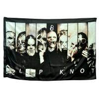 """Флаг """"Slipknot"""" -04"""