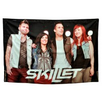 "Флаг ""Skillet"""
