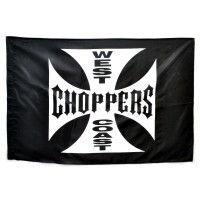 "Флаг ""West Coast Choppers"""