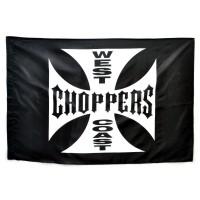"""Флаг """"West Coast Choppers"""""""