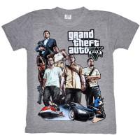 "Футболка подростковая ""Grand Theft Auto V"""