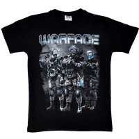 "Футболка подростковая ""Warface"" -01"