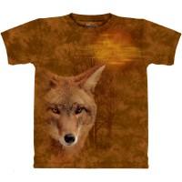 "Футболка The Mountain ""Coyote Sun"" (детская)"