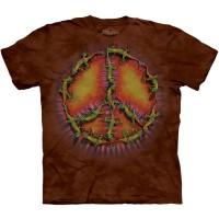 """Футболка The Mountain """"Gecko Peace Dye"""" (детская)"""