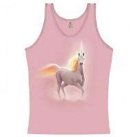 """Женская подростковая майка-топ """"Mystical Unicorn"""" (США)"""