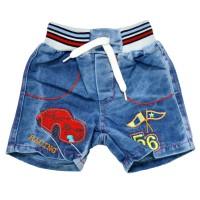 """Шорты джинсовые для мальчика """"Racing 56"""""""