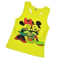 """Майка-борцовка детская """"Mickey & Minnie"""""""