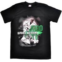 """Футболка """"Judo Sport Action"""""""