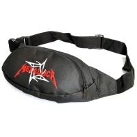 "Сумка на пояс ""Metallica"""