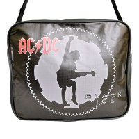 """Сумка-почтальонка """"AC/DC"""" -02"""