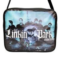 "Сумка-почтальонка ""Linkin Park"" -02"