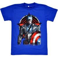 """Футболка подростковая """"Captain America"""""""