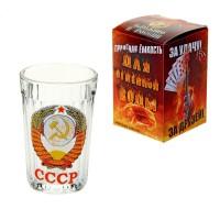 """Стакан """"СССР"""" в упаковке"""