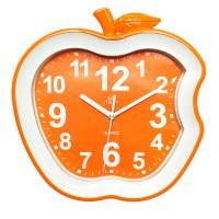 """Часы настенные """"Apple"""" (orange)"""