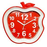 """Часы настенные """"Apple"""" (red)"""