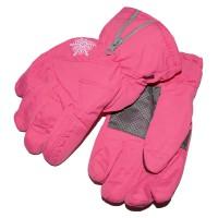 """Перчатки детские """"Снежинка"""" (pink)"""