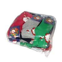 """Носки """"Дед Мороз"""" (упаковка 12 пар)"""