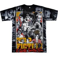 "Футболка ""Tarantino Film: Pulp Fiction"" (тотал)"