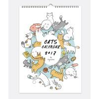 Кошачий календарь 2017 (Cats Calendar 2017)