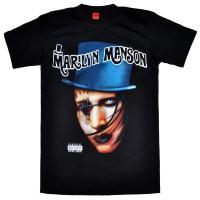"Футболка ""Marilyn Manson"" -06"