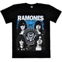 """Футболка """"Ramones"""" -02"""