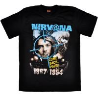"""Футболка """"Nirvana"""" (Come back, Papa!)"""
