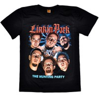 "Футболка ""Linkin Park"" (The Hunting Party)"