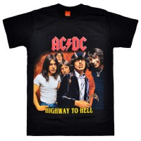 "Футболка ""AC/DC"" (Highway to Hell)"