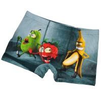 "Трусы мужские ""Банан-эксгибиционист"" (green)"