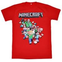 """Футболка детская """"Minecraft"""" -02"""