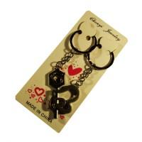 "Комплект брелоков ""Ключ от сердца"""