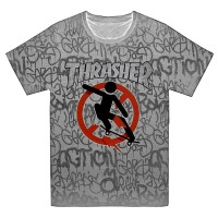 "Футболка ""Trhrasher"" -01 (опт под заказ)"