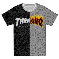 "Футболка ""Trhrasher"" -06 (опт под заказ)"