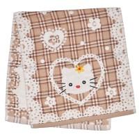 """Полотенце детское """"Hello Kitty"""" (beige)"""