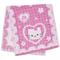 "Полотенце детское ""Hello Kitty"" (pink)"