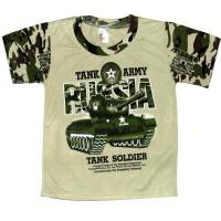 "Футболка для мальчика ""Армейская"" (Tank Soldier)"