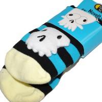"""Носки подростковые с игрушкой """"Lazy Bones"""" -2"""