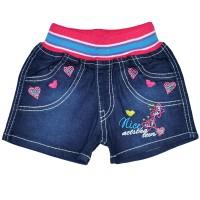 """Шорты джинсовые для девочки """"Nice"""""""