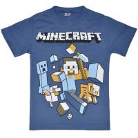 """Футболка детская """"Minecraft"""" -03"""