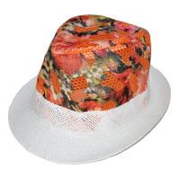 """Шляпа детская """"Цветы"""" -04"""