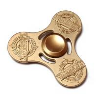 """Спиннер для рук металлический """"Gold Emblem"""""""