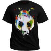 """Футболка """"Панда в красках"""""""