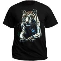 """Футболка """"Белый тигр"""" -02"""