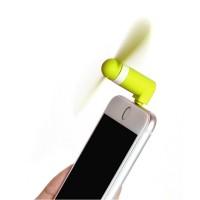 Мини-вентилятор для мобильного устройства