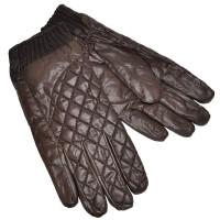 Перчатки мужские, болоньевые (brown)