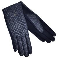 Перчатки женские, комбинированные -09