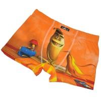 """Трусы мужские """"Банан"""" (orange)"""
